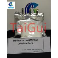 Methyl-Drostanolone Raw Steroid Powders DHT Derivation Anabolic Steroids Superdrol