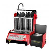 Quality HO-6C fuel injector diagnostic and cleaning machine for all cars for sale