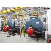 Buy Methane Diesel Oil Fuel Fired Fire Tube Steam Boiler , High Efficiency Condensing Boiler at wholesale prices
