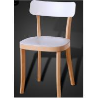 Buy cheap Sturdy Modern Furniture Chairs Armless Solid Wood Contemporary Dining Chairs product