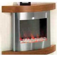 Quality Atlanta Hang-on-the-Wall Electric Fireplace Suite for sale