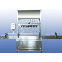 Quality High Speed Liquid Bottle Filling Machine , AT - GT - L6 Milk  / Juice Jar Filling Machine for sale