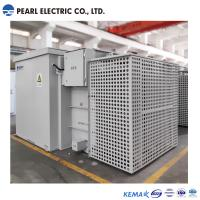 Quality 2400 kva 35 kv Padmounted transformer for Photovoltaic power generation for sale