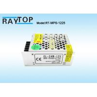 Quality AC100 - 240V Metal Case CCTV Power Supplies Switching Power Supply 12V 2A for sale