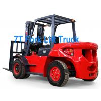 Quality 7T H70 Diesel Engine Fork Lift Truck for sale