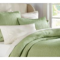 China Comfortable Linen Cotton Quilt Sets , Home 3 Pcs Queen Size Quilt Sets on sale