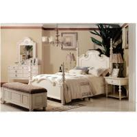 Rustic Antique White Bedroom Furniture sets