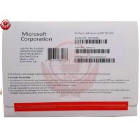 Quality Original 32/64 bit Windows 8.1 Pro OEM one DVD & Key Code License for sale