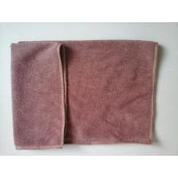 Buy cheap Microfiber cleaning cloth for car product