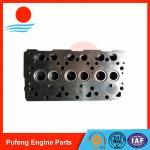 Quality Kubota cylinder head D905 16020-03040 1G962-03040 for B1700DT BX22 BX2200D FZ2100 for sale