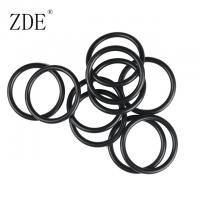 Buy cheap Wear Resistant 3mm NBR 90 Shore Seal Rubber O Ring For Excavator from wholesalers