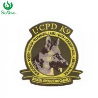 China Fashion Screen Printed Patches / Custom Army Patches Various Sizes on sale