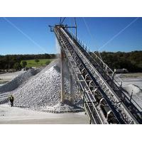China Stone Material sand Belt Conveyor Systems  for Indrustry , 440 - 850 t/h on sale