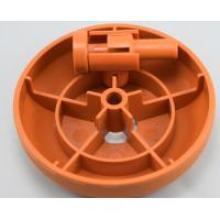 Quality Orange / Red Injection Moulding Products , ABS PC Electronic Housing Custom Molded Plastics for sale