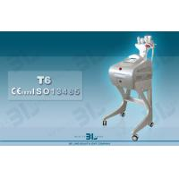 Quality Tripolar RF Vacuum Slimming Machine cellulite removal for women for sale