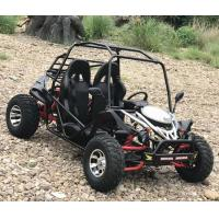 Buy cheap 250cc Single Cylinder 4 Stroke Cdi Ctv Go Kart Buggy With 1 Forward Transmission from wholesalers