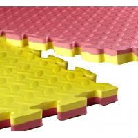 Quality two color EVA foam interlocking sport mat for sale