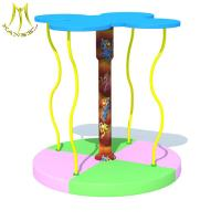 China Hansel  soft indoor play equipment playhouses for kids party places for kids on sale