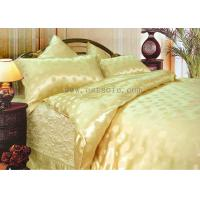 Quality Classic Silk Jacquard Bedding Set for sale