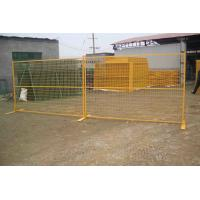 Quality factory Canada standard temporary construction fence for sale