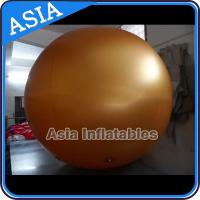 China Inflatable Helium Balloons Golden Round ,  Blank Sphere Ball , Cartoon Character on sale