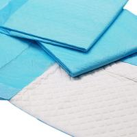 Quality Breathable Adult Incontinence Products Disposable Bed Underpads For Hospital for sale