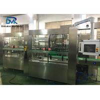 China Complete Water Bottling Machine Pet Bottle Packing Machine 50 Filling Heads on sale