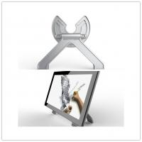 Buy cheap Pure Aluminum Adjustable Monitor Stand Maximum Withstand Pressure 15KG product