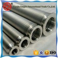 Buy cheap Flexible metal hose assembly with corrugated stainless steel core for more from wholesalers