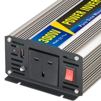 China UK Plug Input 72V 300W High Frequency Power Inverter on sale