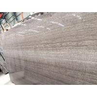 Quality Chinese Grey Wooden marble, Grey Serpeggiante marble, Grey serpeggiante Slabs for sale