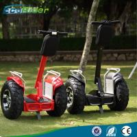 Buy cheap Self Balance Electric Scooter With Handle , 2 Wheel Electric Scooter For Adults product