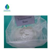 China Testosterone Hormone Raw Steroid Powders Muscle Building Supplements 99% Min Purity on sale