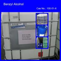 Quality Benzyl Alcohol 99.95% BP Grade 100-51-6 for sale