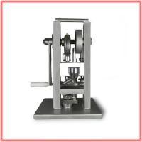 Quality Manual Type Single Punch Tablet Compression Machine For Lab Experiment for sale