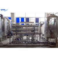 Quality Reverse Osmosis Water Treatment Equipment SS304 Ozone Disinfection for sale