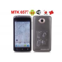 "Buy cheap MTK6577 Dual Core Dual Sims Android 4.0 4.5"" Capacitive GPS Unlocked GSM Android Phones product"