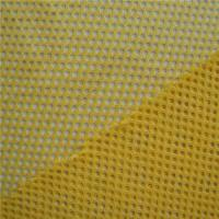 Quality Single Layer Polyester Washable Mesh Fabric For Bags Bedding Shoes for sale