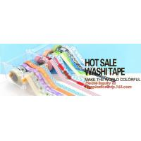 China Free Samples Printed Decorative Set Washi Tape,Vintage style free sample box waterproof custom printed washi tape BAGEAS on sale