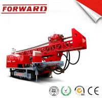 Buy cheap 1500m Deep Hole Multifunction Hydraulic Water Well Drilling Equipment TDR-50 product