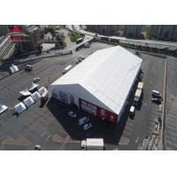 Quality Luxury 30 X 60m Outdoor Event Tent With White Lining Decoration Colourful Cover for sale