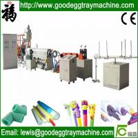 Buy cheap EPE Foam Tube/Rod Extrusion Line product