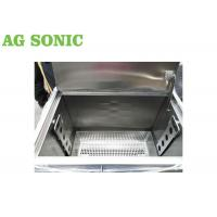 Quality BBQ Grill Plate Oil Carbon Degrease Clean Tank 258L With Lockable Castor Wheels for sale