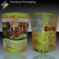 Quality PET / NY / RCPP Retort Pouch Packaging Doypack , Laminated Food Packaging Bags for sale