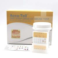 Quality Accu-Tell® Multi-Drug Rapid Test Urine Cup with Lock for sale