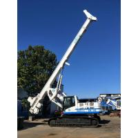 China Refurbished used drilling rig  piling machine Soilmec SR40 for sale on sale