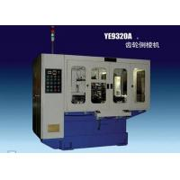 Quality CNC Semi Automatic Gear Deburring Machine With 400mm Outside Diameter for sale