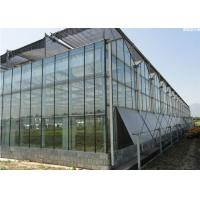 Quality 6mm PC Sheet Conservatory Greenhouse Compact Structure For Vegetables for sale