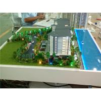 Quality Acrylic Architectural Model Making Materials 1 / 80 Scale Handmade Artwork for sale