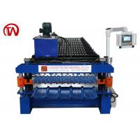 China IBR And Corrugated Double Layer Roll Forming Machine Full Automatic PLC Control on sale